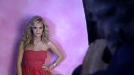 Carrie Underwood: Backstage at her Glamour 2008 Cover-Shoot