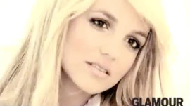 The Making of Britney Spears' 2009 Glamour Magazine Photo Shoot