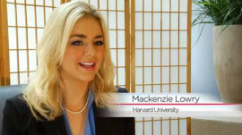 Glamour's 2010 Top 10 College Women: Mackenzie Lowry