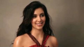 5 Questions for Kim Kardashian at Glamour Magazine's February 2011 Cover Shoot