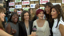 Red-Carpet Fun With the Stars of CBS, CW, and Showtime, Including Neil Patrick Harris, Tyra Banks, and More!