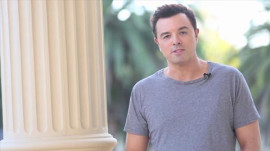 GQ's 2012 Men of the Year: Seth MacFarlane