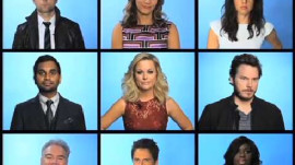 GQ's 2012 Men of the Year: The Cast of Parks and Rec