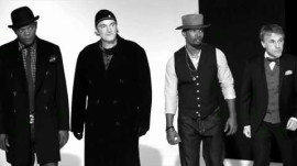 GQ's 2012 Men of the Year: The Men of Django Unchained