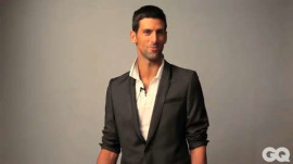 GQ's 2011 Men of the Year: Novak Djokovic