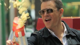 Wicked Smaht: Behind the Scenes with Matt Damon at his GQ Cover Shoot