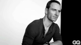 GQ's 2011 Men of the Year: Micahel Fassbender
