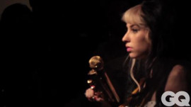Smoke Signals: Behind the Scenes with Kreayshawn at Her GQ Photoshoot