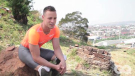 GQ's 2011 Men of the Year: Oscar Pistorius