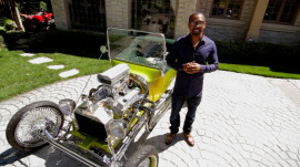 Mike Epps Hot Rods and Luxury Cars