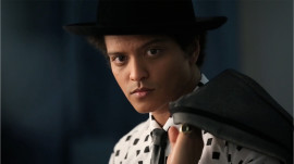 Bruno Mars's GQ Cover Shoot