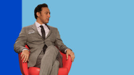 Daily Show Comedian Aasif Mandvi Can't Live Without These Five Items - Part 1