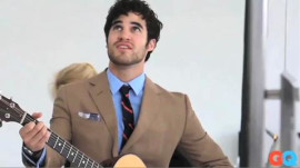 Darren Criss: A Special GQ.com Preview
