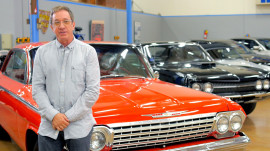 Tim Allen's Private Vintage Car Collection