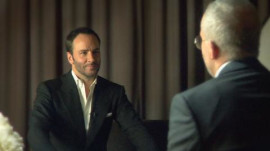 GQ's Jim Moore Talks Style with Tom Ford