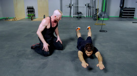 MUAY THAI: Core Workout