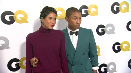 The GQ Men of the Year Party: Pharrell Williams
