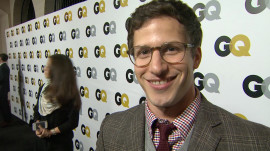 The GQ Men of the Year: Andy Samberg on Working with JT