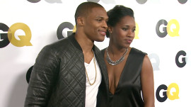 The GQ Men of the Year Party: Russell Westbrook