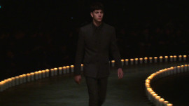 Givenchy: Fall 2013 Menswear