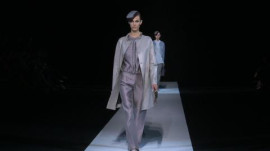 Giorgio Armani: Spring 2013 Ready-to-Wear