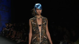 Anna Sui: Spring 2013 Ready-to-Wear