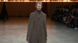 Rick Owens: Fall 2012 Ready-to-Wear