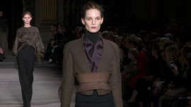 Haider Ackermann: Fall 2012 Ready-to-Wear