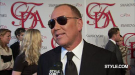 Live From the CFDA Awards: Michael Kors