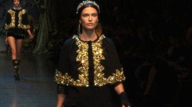 Dolce & Gabbana: Fall 2012 Ready-to-Wear