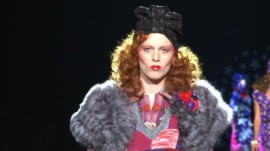 Anna Sui: Spring 2012 Ready-to-Wear