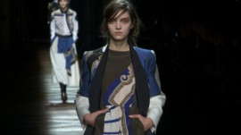 Dries Van Noten: Fall 2012 Ready-to-Wear