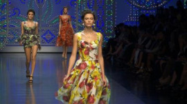 Dolce & Gabbana: Spring 2012 Ready-to-Wear