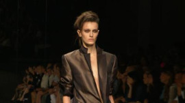 Haider Ackermann: Spring 2012 Ready-to-Wear
