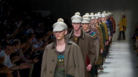 Milan Highlights: Spring 2012 Menswear
