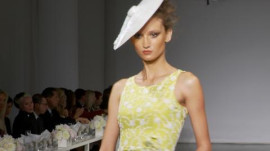 L'Wren Scott: Spring 2012 Ready-to-Wear