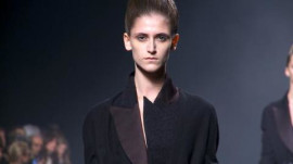 Haider Ackermann: Fall 2011 Ready-to-Wear