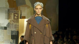 Fendi: Fall 2011 Ready-to-Wear