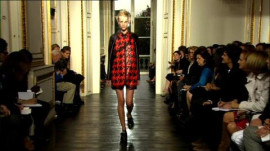 Balenciaga: Spring 2011 Ready-to-Wear