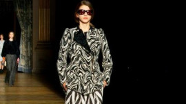 Dries Van Noten: Fall 2011 Ready-to-Wear
