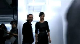 Behind The Scenes At Jason Wu's Pre-Fall '11 Lookbook Shoot