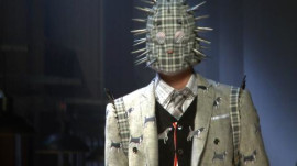 Thom Browne Fall 2012 Menswear