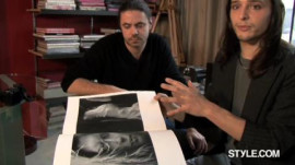 Olivier Theyskens and Julien Claessens
