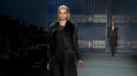 Vera Wang: Fall 2011 Ready-to-Wear