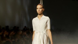 Rick Owens: Spring 2011 Ready-to-Wear