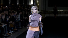 Rick Owens: Fall 2010 Ready-to-Wear