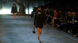 Lanvin: Fall 2011 Ready-to-Wear