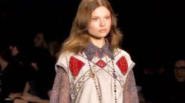 Anna Sui: Fall 2008 Ready-to-Wear