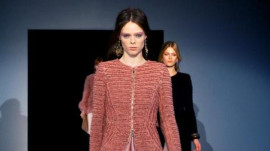 Giorgio Armani: Fall 2011 Ready-to-Wear