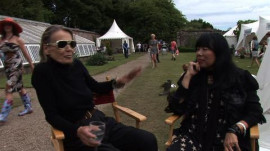 Anna Sui at Port Eliot
